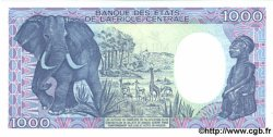 1000 Francs CAMEROUN  1990 P.26b