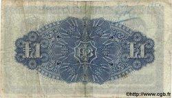 1 Pound IRLANDE  1924 P.A124 pr.TB