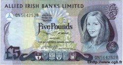 5 Pounds IRLANDE DU NORD  1983 P.002 TTB+