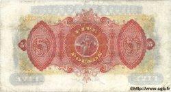 5 Pounds IRLANDE DU NORD  1940 P.052b TB+