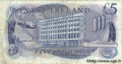 5 Pounds IRLANDE DU NORD  1980 P.066a B+