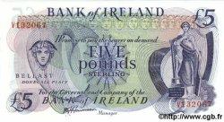 5 Pounds IRLANDE DU NORD  1980 P.066b NEUF
