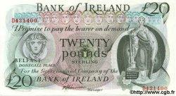 20 Pounds IRLANDE DU NORD  1984 P.067b SPL