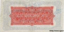 5 Pounds IRLANDE DU NORD  1942 P.127b TTB