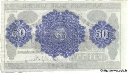 50 Pounds IRLANDE DU NORD  1918 P.176 pr.NEUF