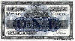 1 Pound IRLANDE DU NORD  1940 P.178b NEUF