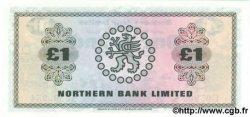 1 Pound IRLANDE DU NORD  1970 P.187a NEUF