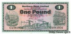 1 Pound IRLANDE DU NORD  1978 P.187b