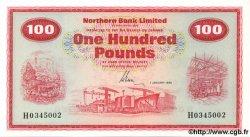 100 Pounds IRLANDE DU NORD  1980 P.192 NEUF