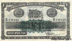 1 Pound IRLANDE DU NORD  1934 P.231b TTB
