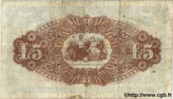 5 Pounds IRLANDE DU NORD  1941 P.236