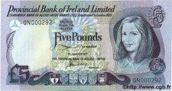 5 Pounds IRLANDE DU NORD  1977 P.248a NEUF