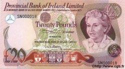 20 Pounds IRLANDE DU NORD  1981 P.250 NEUF