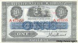 1 Pound IRLANDE DU NORD  1956 P.315c TTB