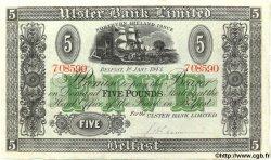 5 Pounds IRLANDE DU NORD  1943 P.316a SUP