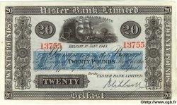 20 Pounds IRLANDE DU NORD  1943 P.318 SPL