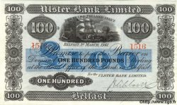 100 Pounds IRLANDE DU NORD  1941 P.319 SPL