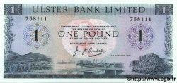 1 Pound IRLANDE DU NORD  1966 P.321 NEUF