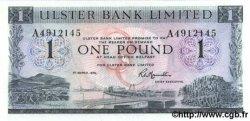 1 Pound IRLANDE DU NORD  1976 P.325b pr.NEUF