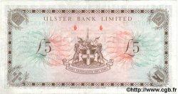 5 Pounds IRLANDE DU NORD  1982 P.326c TTB+