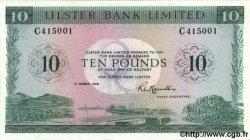 10 Pounds IRLANDE DU NORD  1976 P.327b pr.NEUF