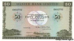 50 Pounds IRLANDE DU NORD  1982 P.329 NEUF