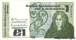 1 Pound IRLANDE  1977 P.070a NEUF