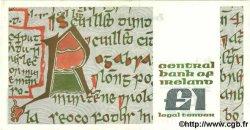 1 Pound IRLANDE  1979 P.070b SUP