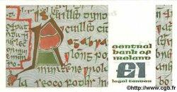 1 Pound IRLANDE  1981 P.070b NEUF