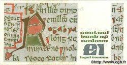 1 Pound IRLANDE  1982 P.070c TTB