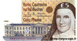 5 Pounds IRLANDE  1994 P.075a