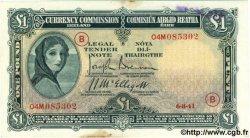 1 Pound IRLANDE  1941 P.002C TTB
