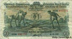 1 Pound IRLANDE  1929 P.008a TB