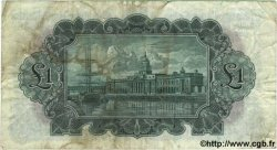 1 Pound IRLANDE  1929 P.08a TB