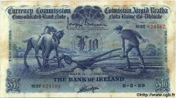 10 Pounds IRLANDE  1929 P.010