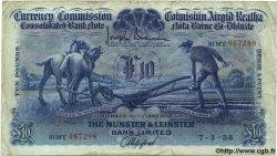 10 Pounds IRLANDE  1938 P.022b TB