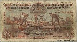 5 Pounds IRLANDE  1939 P.027 B