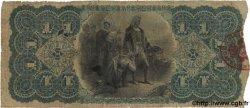 1 Peso CUBA  1872 P.027a B+
