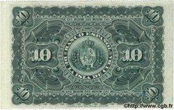 10 Pesos CUBA  1896 P.049a SPL