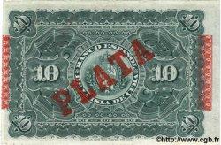 10 Pesos CUBA  1896 P.049d TTB+