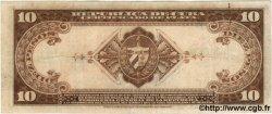10 Pesos CUBA  1945 P.071f TTB+