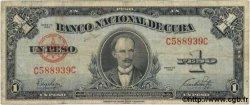1 Peso CUBA  1949 P.077a