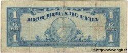 1 Peso CUBA  1949 P.077a TB