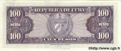 100 Pesos CUBA  1958 P.082c SPL