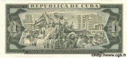 1 Peso CUBA  1965 P.094cs pr.NEUF