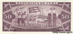 50 Pesos CUBA  1961 P.098s pr.NEUF