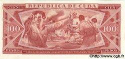 100 Pesos CUBA  1961 P.099s pr.NEUF