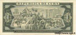 1 Peso CUBA  1968 P.102a SUP