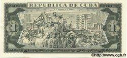 1 Peso CUBA  1969 P.102as