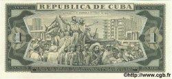 1 Peso CUBA  1970 P.102as NEUF